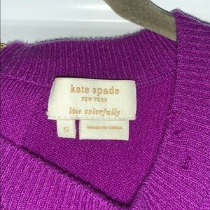 kate spade Sweaters - Kate Spade Wool/Cashmere Sweater